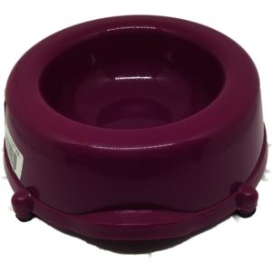 Kunststoffnapf Heavy 350 ml/14,5 cm Bordeaux
