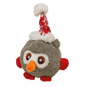 Christmas Toy TPR Ball mit Plüsch Eule