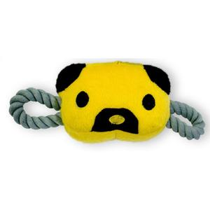Plüschspielzeug Playmoon Gelb