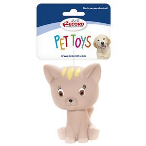 Latexspielzeug Kitty Beige 10 cm