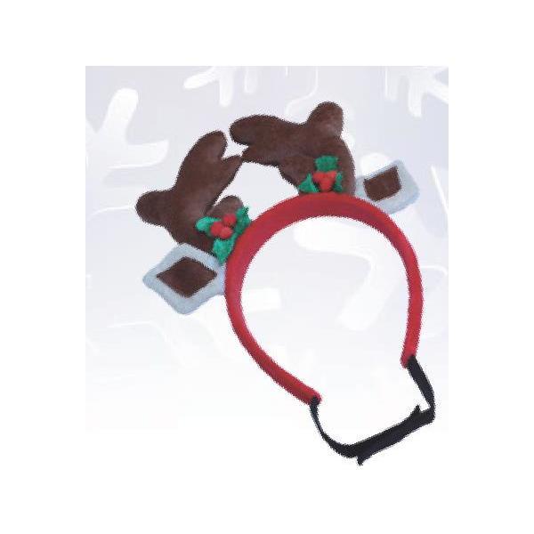 Christmas Stirnband Renntier Ø 11cm