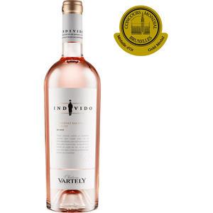 Individo Cabernet Sauvigon & Merlot - Roséwein Cuvée von Château Vartely