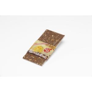 Handgeschöpfte Walnuss Honig Schokolade - Bio