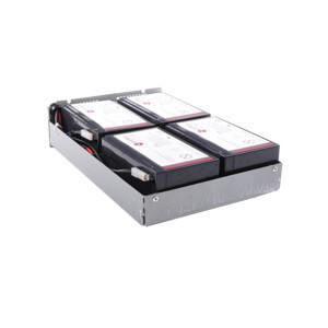 APC RBC24 Ersatzbatterie Plug 'n' Play