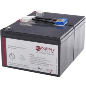 APC RBC6 Ersatzbatterie Plug 'n' Play