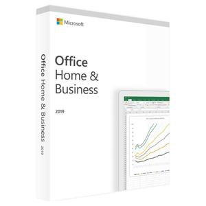 Microsoft-Office 2019 Home & Business für Mac (ESD) Download Produkt