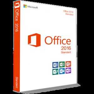 Microsoft Office 2016 Standard 32/64 Bit Download Produkt