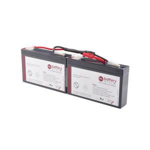 APC RBC18 Ersatzbatterie Plug 'n' Play