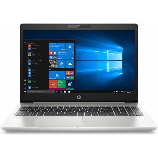 HP ProBook 455R G6 grau, Ryzen 5 3500U, 8GB RAM, 256GB SSD, WIN 10 Pro, beleuchtete Tastatur, LAGERND!