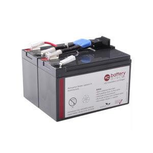 APC RBC48 Ersatzbatterie Plug 'n' Play