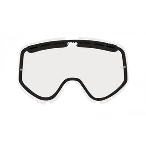 SPY+ Motocross Brille - WOOT/WOOT RACE MX LENS - CLEAR AFP