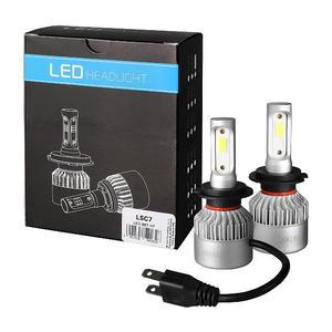M-Tech H7 LED Set LSC Next Generation 6500K Nebelscheinwerfer Lampen Duobox
