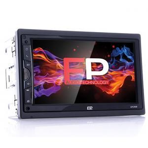 "EinParts Autoradio 7"" Zoll TFT Touchscreen Bluetooth MP5 USB MSD AUX GPS 2DIN Premium Series"