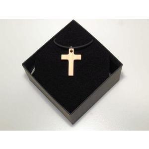 Halskette Zirbe Kreuz