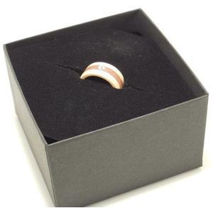 Zirbe Apfel mit Glasstein Ring