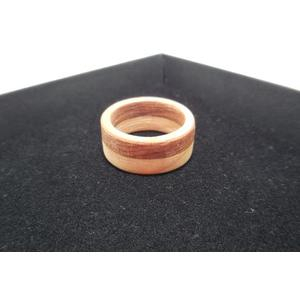Zirbe Apfel Ring