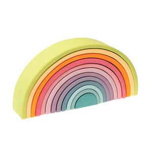 Bogenspiel Pastell