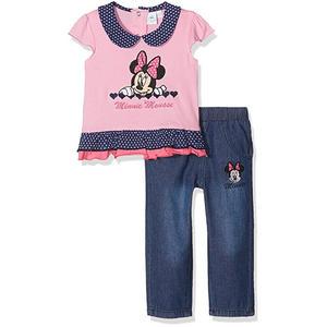 Disney Minnie Mouse Shirt + Hose
