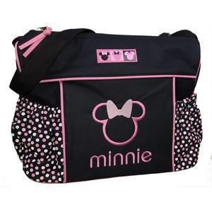 Disney Minnie Mouse Wickeltasche inkl. Wickelunterlage