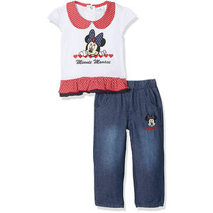 Disney Minnie Mouse Shirt + Hose