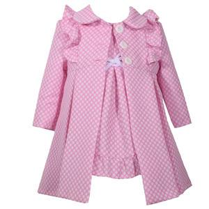 Mantel + Kleid