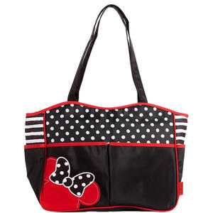 Disney Minnie Mouse Wickeltasche inkl. Wickelunterlage