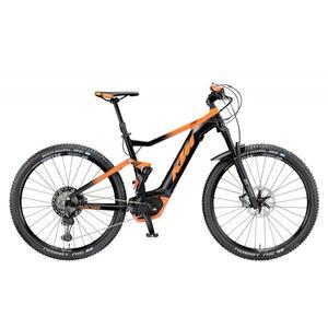 Macina Chacana 291 CX5 schwarz matt orange RH-48 12 Gang 2019