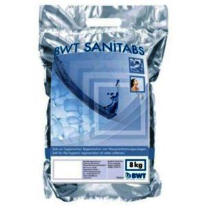 BWT Sanitabs 2-Phasen Enthärtertabs