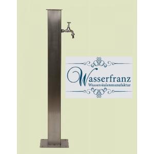 """Wasserfranz Wassersäule """"Franz Josef"""" eckig"""