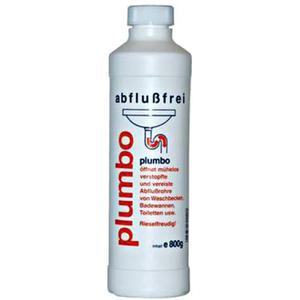 Plumbo Rohrreinigungsmittel Dose 800gr