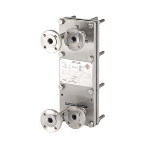 Plattenwärmetauscher Eurocal 6 FHG 12kW-WN