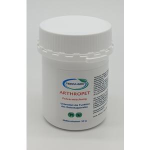 ARTHROPET Diät Ergänzungsfuttermittel 50g