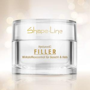 HyaluronIC FILLER – Wirkstoffkonzentrat für Gesicht & Hals