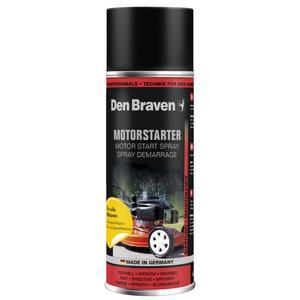 1x DEN BRAVEN Motorstarter-Spray für alle Benzin- und Dieselmotoren, 400ml