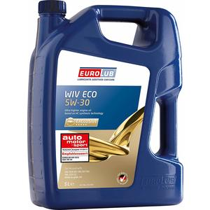 EUROLUB WIV ECO SAE 5W-30 Motoröl, 5 Liter