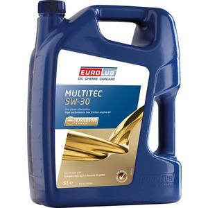 EUROLUB MULTITEC SAE 5W-30 (Ford) Motoröl, 5 Liter