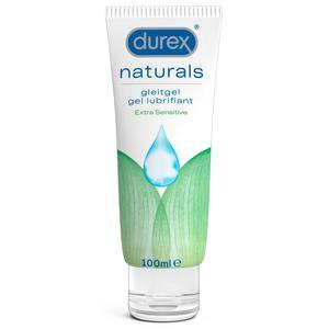 Durex Naturals Gleitgel 100ml.