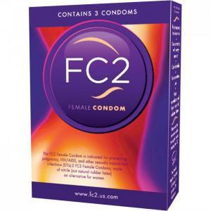 FEMIDOM FC2 - Frauen Kondome 3 Stück