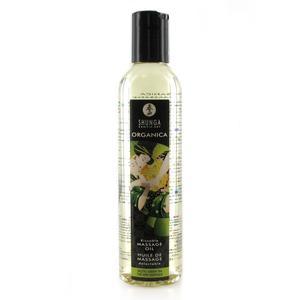 Massageöl Organica Grüner Tee 250ml.