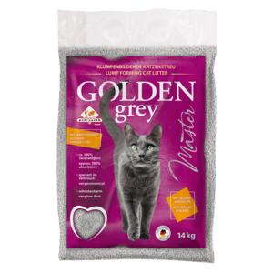 GOLDEN grey Master 14kg - Katzenstreu