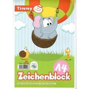 Zeichenblock Din A4 (div Motive)