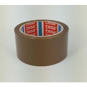 Klebeband Tesa 50mm/66m braun (Packband)