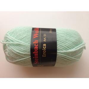 Wolle Eroica 50g Farbe 061 (minze)