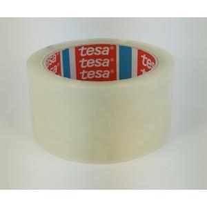 Klebeband Tesa 50mm/66m transp. (Kraftband)