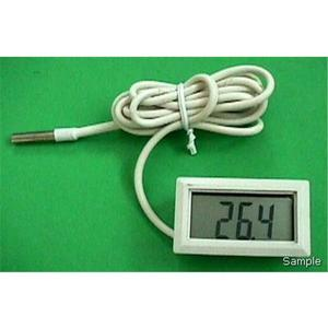 Kühlschrank Thermometer -50/+70°C Digital