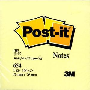 Post-it 76mm x 76mm 100BL 3M