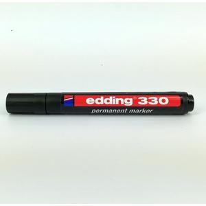 Edding permanent marker 330 Fb.1 Keilspitz 1-5mm (schwarz)