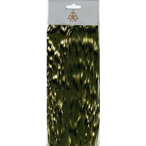 Lametta Folie SB, 300 Fäden, 50cm, gold