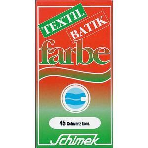 SCHIMEK Tabletten Textil-u.Batik-Farbe 30 marineblau