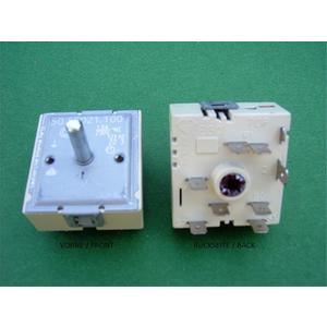 Energieregler EGO 5055021100 zweikreis - rechts drehend steigend